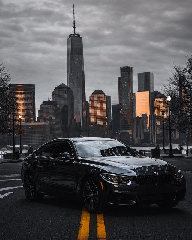 BMW élégante